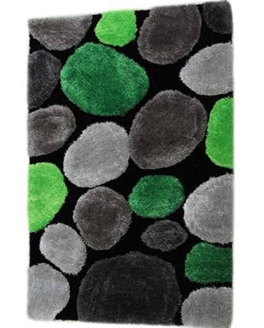 Pebble Typ 1 koberec 120x180 cm zelená