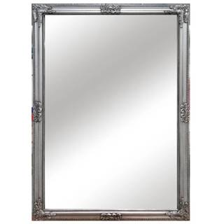 Malkia Typ 11 zrkadlo strieborná