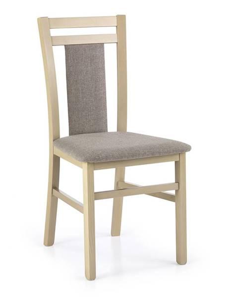 Halmar Hubert 8 jedálenská stolička dub sonoma