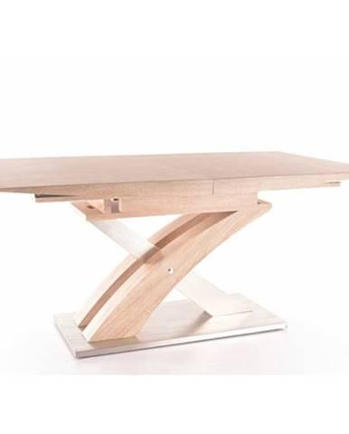 Bonet rozkladací jedálenský stôl dub sonoma