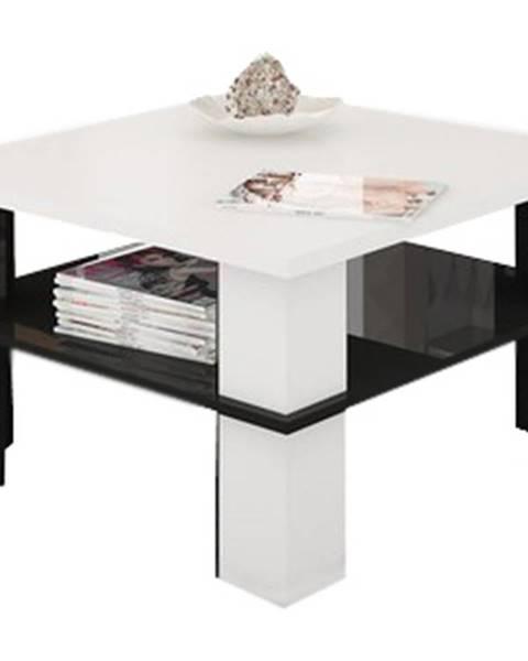 MEBLOCROSS Futura 1 konferenčný stolík biela