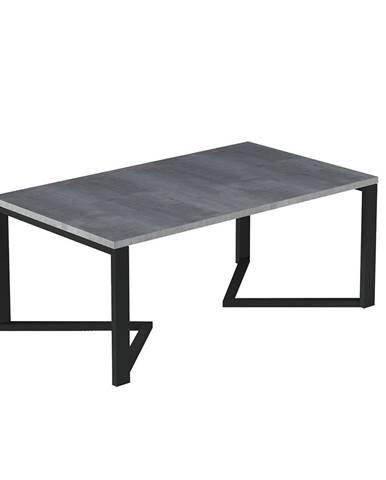 Ginzo konferenčný stolík betón