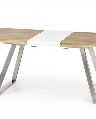 Trevor rozkladací jedálenský stôl dub sonoma