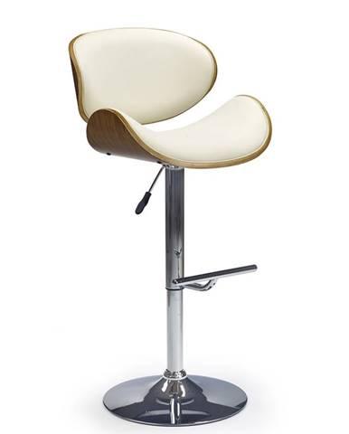 H-44 barová stolička orech