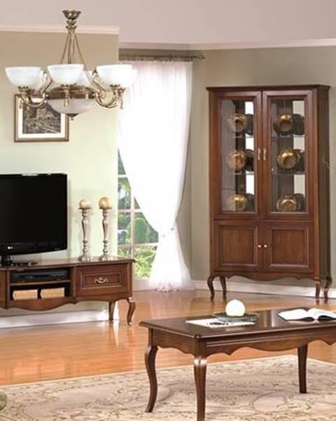 TARANKO Prato rustikálna obývacia izba višňa 02