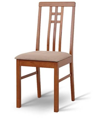 Silas jedálenská stolička tmavý dub