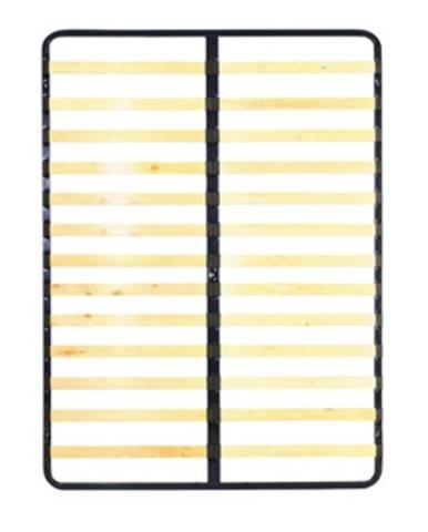 7867 lamelový rošt v kovovom ráme 140x200 cm kov