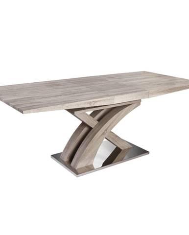Bonet New Typ 2 rozkladací jedálenský stôl dub sonoma
