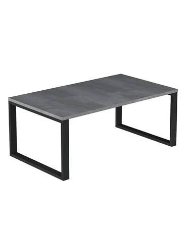 Ficalo konferenčný stolík betón