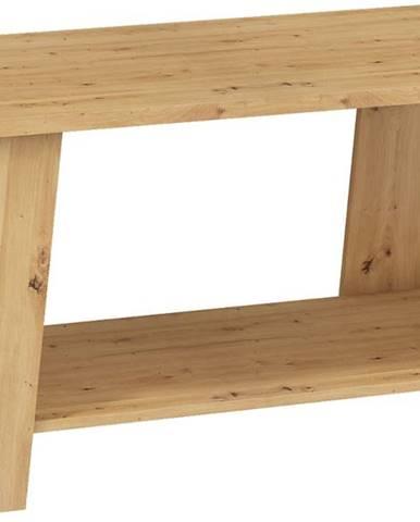 Via VIA-02 konferenčný stolík dub artisan