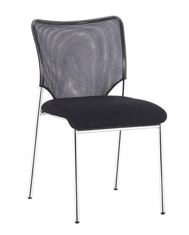 Altan konferenčná stolička čierna