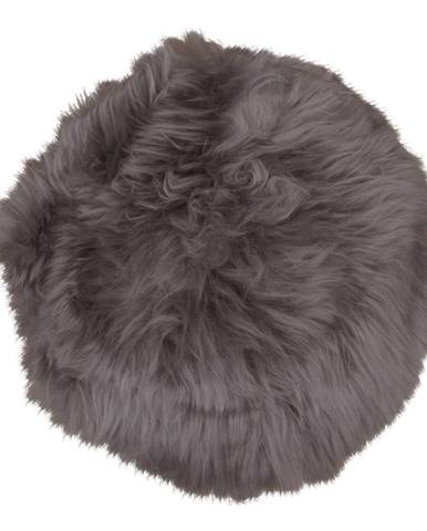 Hnedá ovčia kožušina HoNordic Circle
