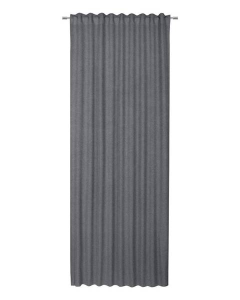 Möbelix Hotový Záves Ulrich, 135/245cm, Antracit