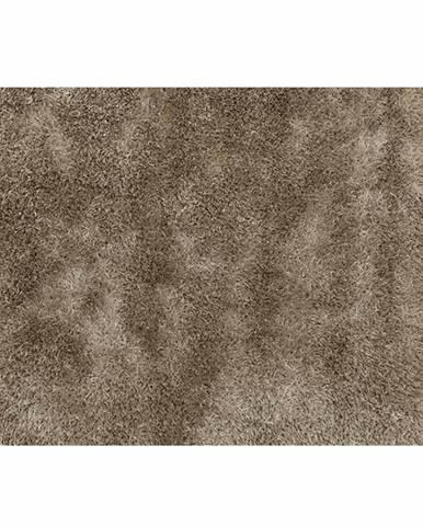 Koberec krémová 100x140 AROBA