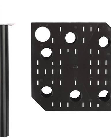 Samozavlažovací systém antracit 18 cm