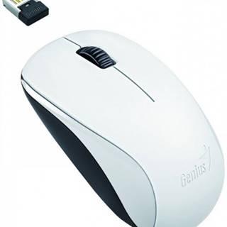 Bezdrôtová myš Genius NX-7000, 1200 dpi, biela