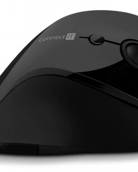Connect IT Connect IT CMO-2700-BK + Zdarma podložka Olpran
