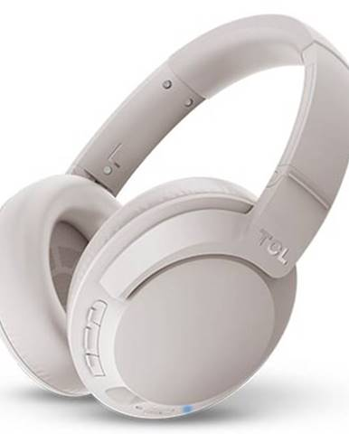 TCL bluetooth slúchadlá náhlavné, mikrofón, BT 5.0, šedá