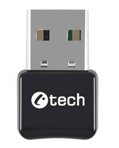 Bluetooth C-Tech BTD-01, v 5.0, USB čierny