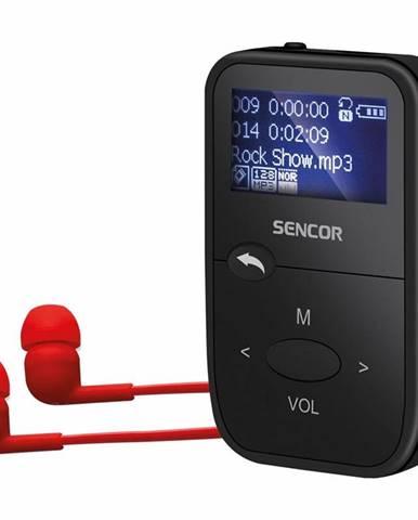 MP3 prehrávač Sencor SFP 4408 BK čierny