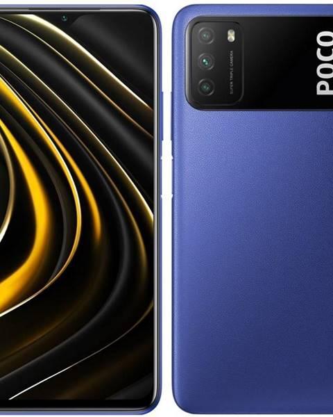 Poco Mobilný telefón Poco M3 128 GB modrý