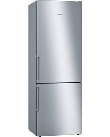 Kombinácia chladničky s mrazničkou Bosch Kge49eicp nerez