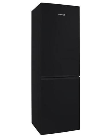 Kombinácia chladničky s mrazničkou Snaige Rf56sm-S5jj2g čierna