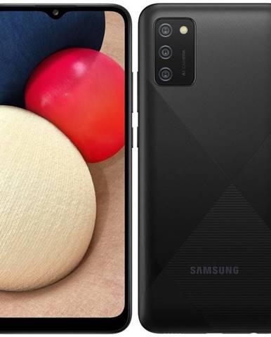 Mobilný telefón Samsung Galaxy A02s čierny