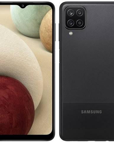 Mobilný telefón Samsung Galaxy A12 64 GB čierny