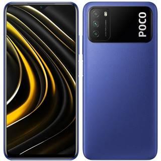 Mobilný telefón Poco M3 128 GB modrý