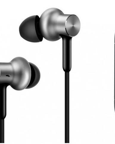 Slúchadlá Xiaomi Mi In-Ear Headphones Pro HD strieborná