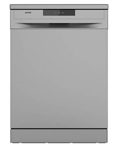 Umývačka riadu Gorenje Essential GS62040S strieborn