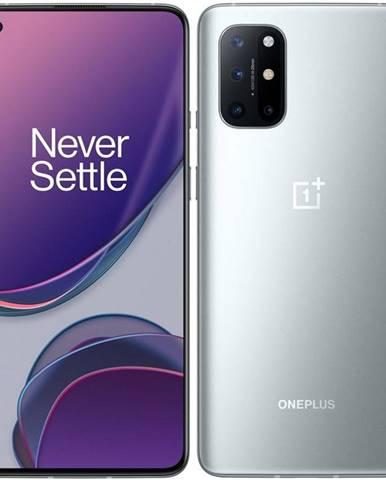 Mobilný telefón OnePlus 8T 128 GB 5G strieborn