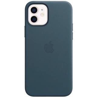 Kryt na mobil Apple Leather Case s MagSafe pro iPhone 12 a 12 Pro -