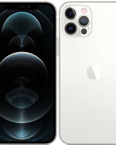 Apple Mobilný telefón Apple iPhone 12 Pro 128 GB - Silver