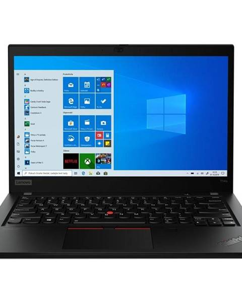 Lenovo Notebook Lenovo ThinkPad T14s čierny