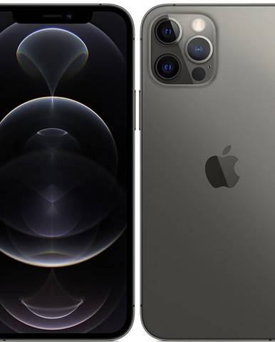 Mobilný telefón Apple iPhone 12 Pro Max 256 GB - Graphite