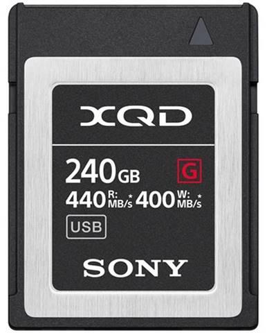 Pamäťová karta Sony XQD G 240 GB