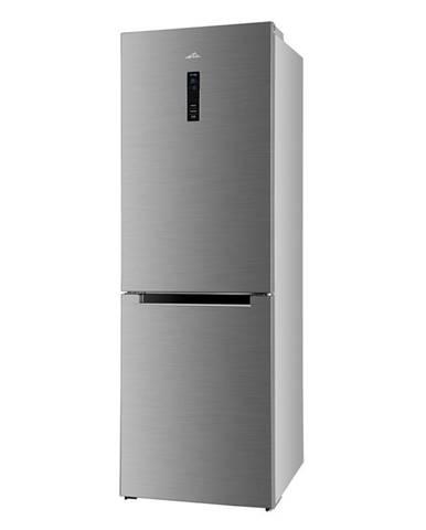 Chladnička s mrazničkou ETA 236290010E Inoxlook