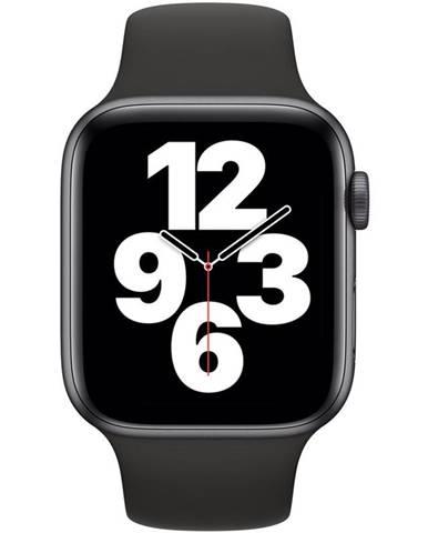 Inteligentné hodinky Apple Watch SE GPS 44mm púzdro z vesmírne