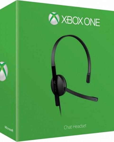 Microsoft Headset  Microsoft Xbox One Chat Headset