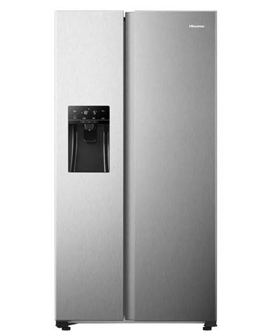 Americká chladnička Hisense Rs650n4ac2 nerez