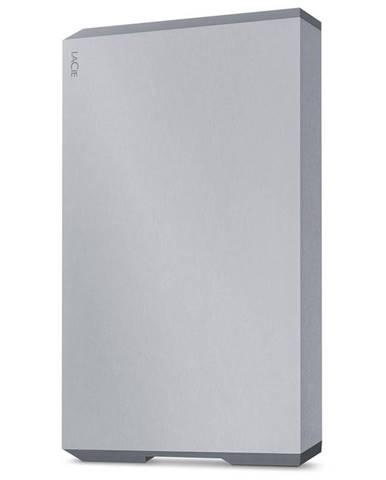 Externý pevný disk Lacie Mobile Drive 2TB, USB-C sivý
