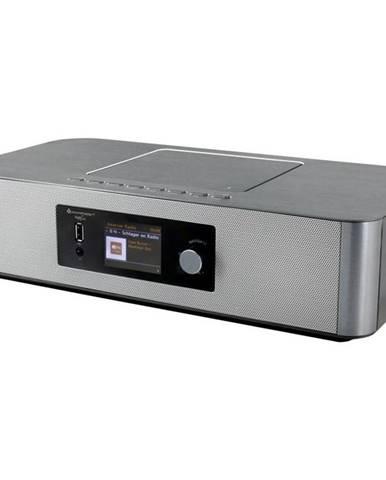 Internetový rádioprijímač Soundmaster HighLine ICD2020 strieborn