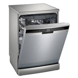 Umývačka riadu Siemens iQ500 Sn25zi55ce nerez