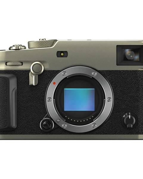 Fujifilm Digitálny fotoaparát Fujifilm X-PRO3 strieborn
