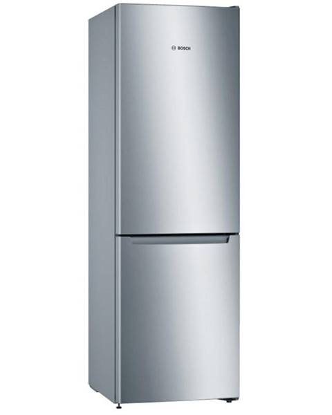 Bosch Kombinácia chladničky s mrazničkou Bosch Serie | 2 Kgn36nlea nerez