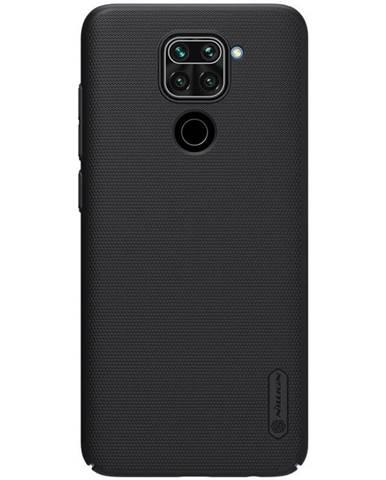 Kryt na mobil Nillkin Super Frosted na Xiaomi Redmi Note 9 čierny