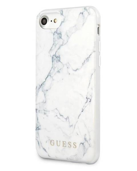 Guess Kryt na mobil Guess Marble na Apple iPhone 8/SE