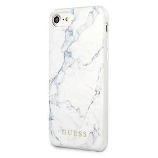 Kryt na mobil Guess Marble na Apple iPhone 8/SE